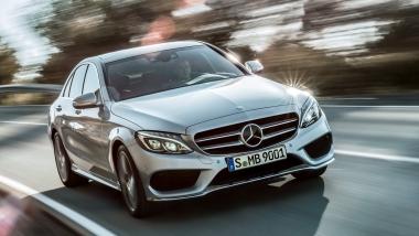 Mercedes Yeni C Serisi Görücüye çikti