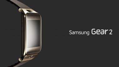 Samsung Gear 2 tanıtıldı
