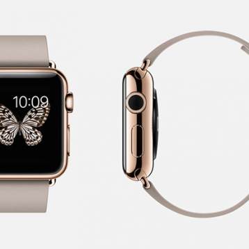 Apple Watch'lar Türkiye'de