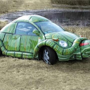Ilginç Araba Tasarımları