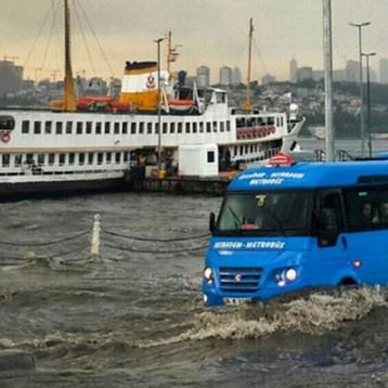 Istanbul Sular Altında Kalacak